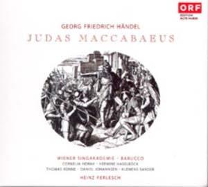 Judas Maccabaeus oratorio populaire?
