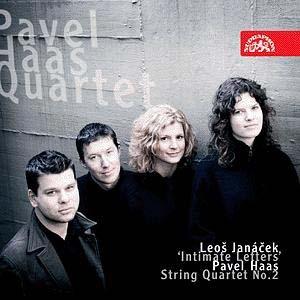 Quatuor Pavel Haas: tchèque et mat
