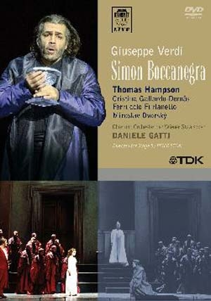Le Simon Boccanegra de Thomas Hampson