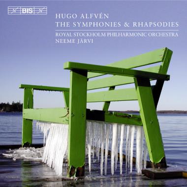 Alfvén_symphonies et rhapsodies_BIS Records