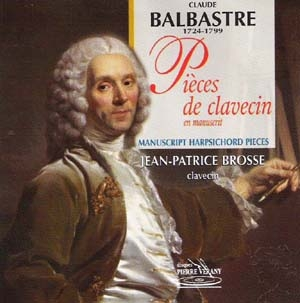 Jean-Patrice Brosse joue  Balbastre