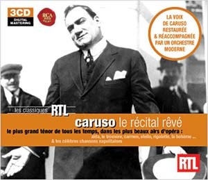 La voix de Caruso restaurée pour un récital rêvé à Vienne