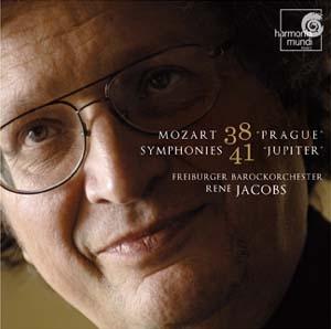 Deux symphonies de Mozart passées à la moulinette