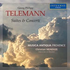 Telemann, le moderne