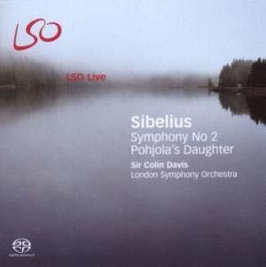 Sibelius selon Colin Davis