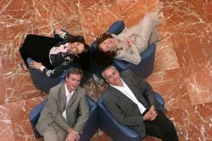 Le Quatuor Manfred visite la vieille Europe, de Vienne à Leipzig