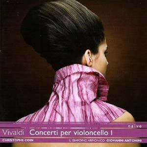 Vivaldi: les « Giardino » et Christophe Coin