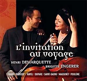 Les madeleines de Brigitte Engerer et d'Henri Demarquette