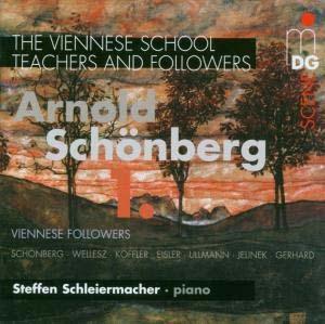 Vienne, Schönberg et ses suiveurs