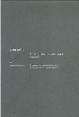Ecrits sur la musique: 1924-1956, pour une sociologie de la musique