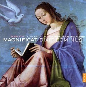 Dixit Dominus et  Magnificat  intemporels