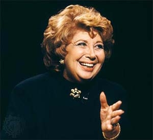 Beverly Sills, soprano (New-York, 25 mai 1927- 2 juillet 2007)