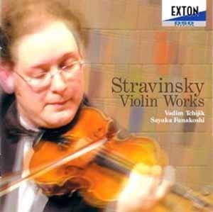Stravinsky nippon ni français