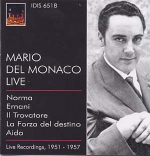 Mario Del Monaco live: couillu!