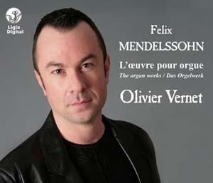 La musique d'orgue de Mendelssohn