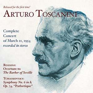 Arturo Toscanini crépusculaire