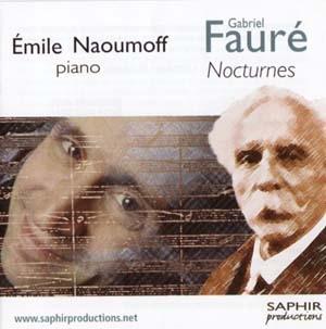 Emile Naoumoff et Gabriel Fauré