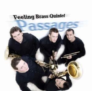 Feeling Brass Quintet: Bach aussi bien que Piazzola