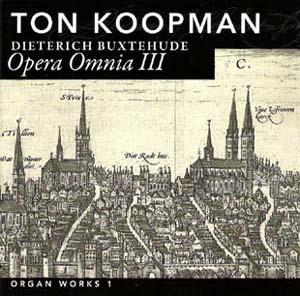 Buxtehude par Koopman