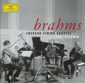Les Quatuors de Brahms par les Emerson: joués et enregistrés à l'ancienne