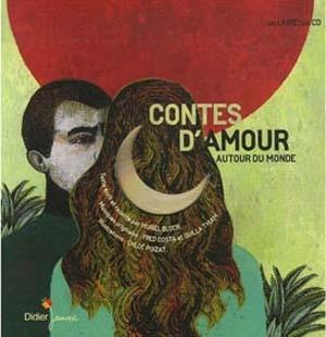 Tour du monde avec les Contes d'amour de Muriel Bloch