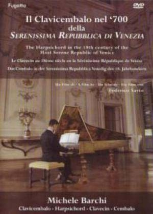 Le clavecin à Venice au XVIIIe siècle