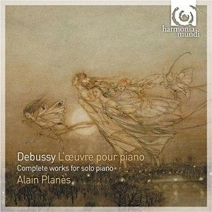Des pièces inédites de Debussy interprétées par Alain Planès