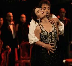 Une Traviata au château