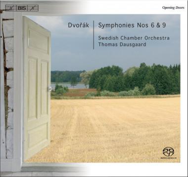 Dvorak_Dausgaard_BIS Records