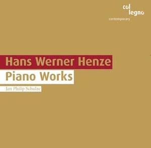 L'œuvre pour piano de Hans Werner Henze