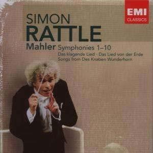 Mahler, selon Rattle: le coffret