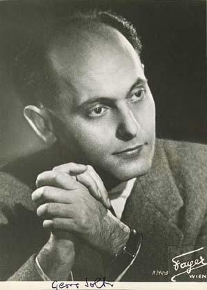 Sir Georg Solti: le vice-roi du disque