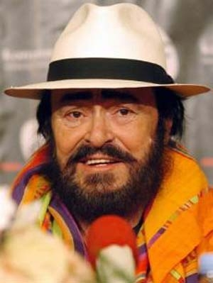 Luciano Pavarotti (Modène, 12 octobre 1935 – Modène, 6 septembre 2007)