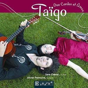 « Taïgo »  Duos-duels pour violon guitare