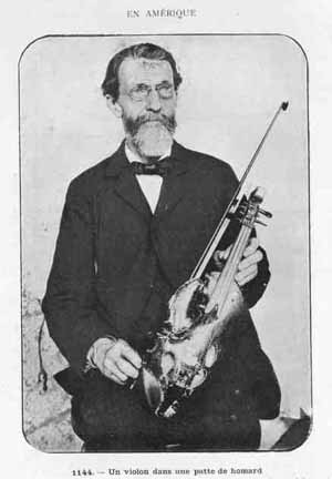 XI. Le violon dans l'inconscient collectif