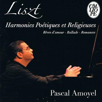 Pascal Amoyel Liszt
