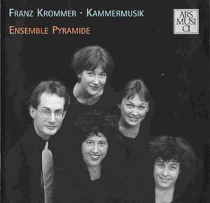 Franz Krommer: incarné de tchèque à Vienne