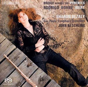 Sharon Bezaly, une jeune flûtiste dans la cour des grands