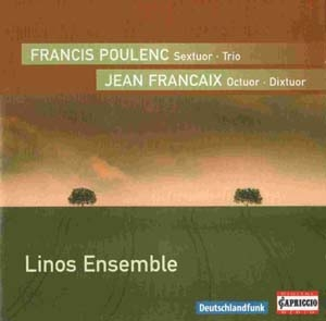 Poulenc et Françaix: Musiques pour faire plaisir
