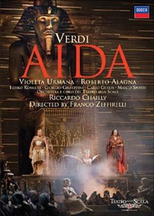 La riche Aïda de grand papa à la Scala!