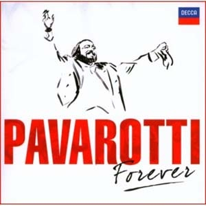 Pavarotti tout  nu et sec. À fuir!