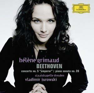 Hélène Grimaud a-t-elle trouvé la clé de l'interprétation beethovénienne?