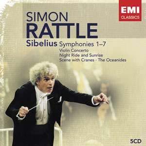 Sibelius selon Rattle