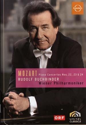 Le piano de Mozart et Buchbinder: superbe!