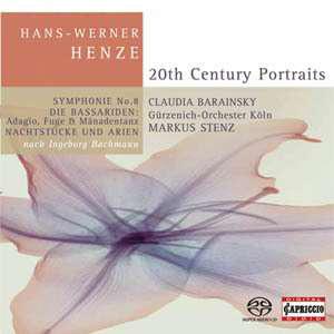 Hans Werner Henze - Portraits