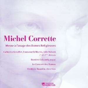 Michel Corrette au service des Dames Religieuses