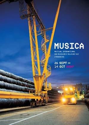 Soirée d'ouverture à Musica