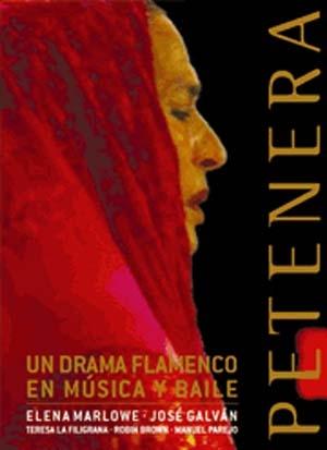 Petenera, un drama flamenco en música y baile