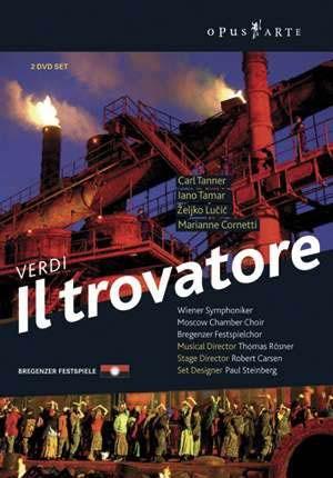 Pour une nouvelle lecture de Trovatore