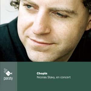 Frédéric Chopin – Nicolas Stavy: duo gagnant